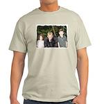 Shane's custom order Ash Grey T-Shirt