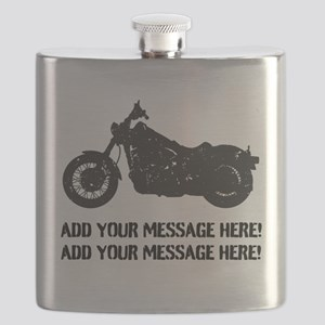 Personalize It, Motorcycle Flask