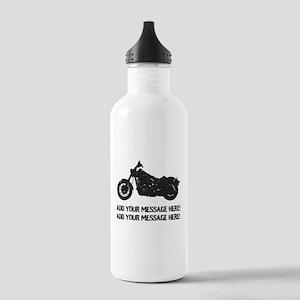Personalize It, Motorcycle Water Bottle