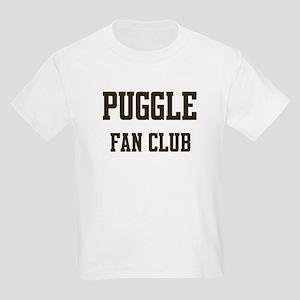 Puggle Fan Club Kids T-Shirt