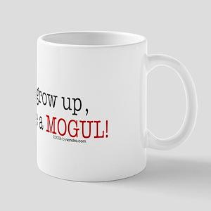 ... a mogul! Mug