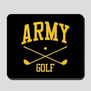 U.S. Army Golf Mousepad