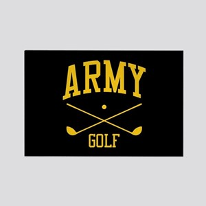 U.S. Army Golf Rectangle Magnet