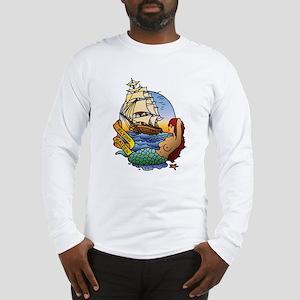Flying Maiden Long Sleeve T-Shirt