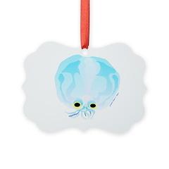 Deep Sea Glass Octopus t Ornament