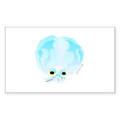 Deep Sea Glass Octopus t Decal