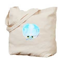 Deep Sea Glass Octopus t Tote Bag