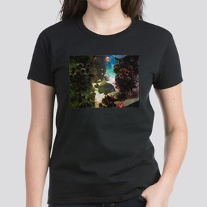 Aquarium Women's Dark T-Shirt