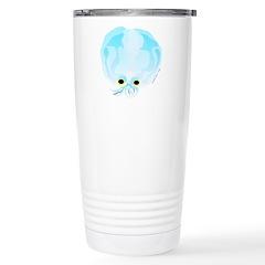 Glass Octopus c Travel Mug