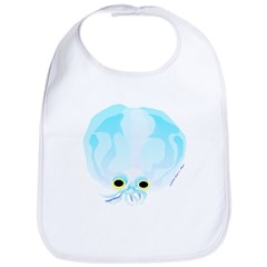 Glass Octopus c Bib