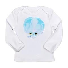 Glass Octopus c Long Sleeve T-Shirt