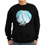 Glass Octopus c Sweatshirt