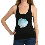 Glass Octopus c Racerback Tank Top