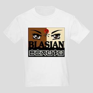 Blasian Beauty Kids T-Shirt