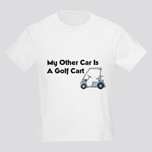 Other Car is a Golf Cart T-Shirt