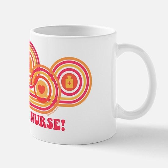 Happiness Is Nurse Mug