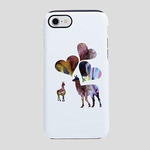 Llama Art iPhone 7 Tough Case