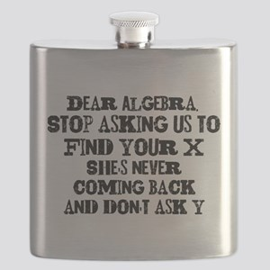 Dear Algebra Flask