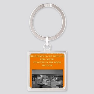 LIBRARY8 Keychains