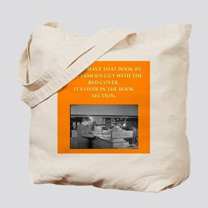 LIBRARY8 Tote Bag