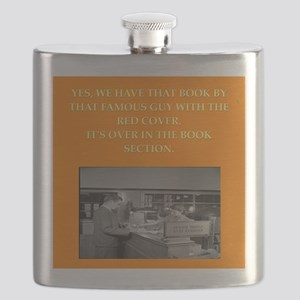 LIBRARY8 Flask