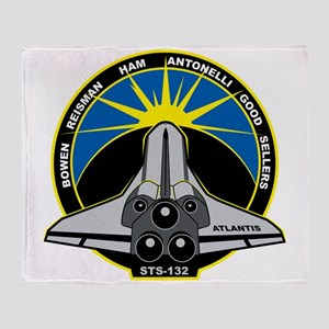 STS-132 Throw Blanket