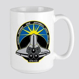 STS-132 Atlantis Large Mug