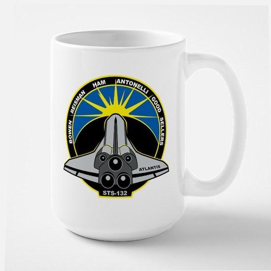 STS-132 Atlantis Large Mug