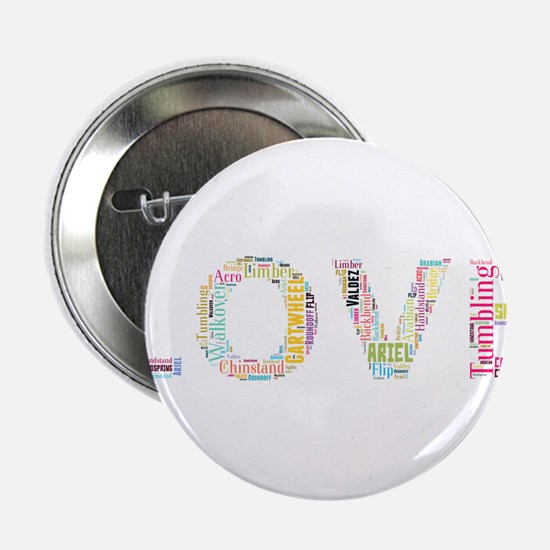 "Tumbling Love 2.25"" Button"