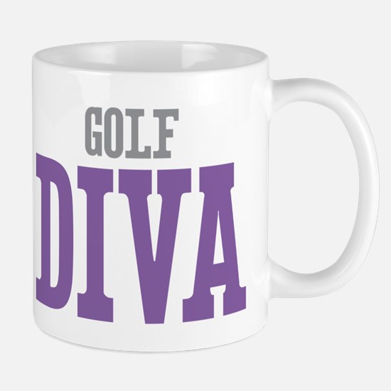Golf DIVA Mug