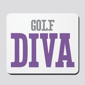 Golf DIVA Mousepad