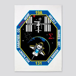 131 Payload Team 5'x7'Area Rug