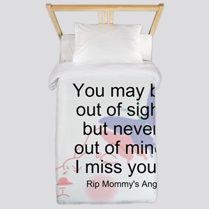 Never Out Of Mind Twin Duvet