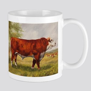 Hereford Bull The Champion Mug