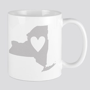 Heart New York Mug