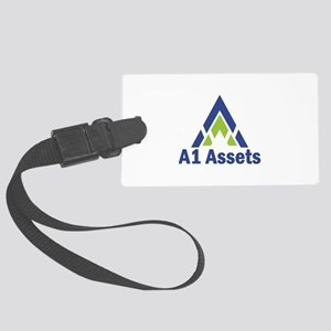 A1 Assets Luggage Tag