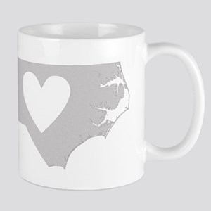 Heart North Carolina Mug