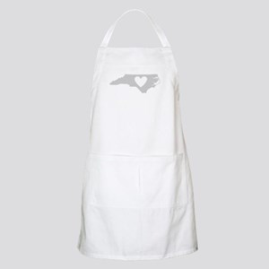 Heart North Carolina Apron