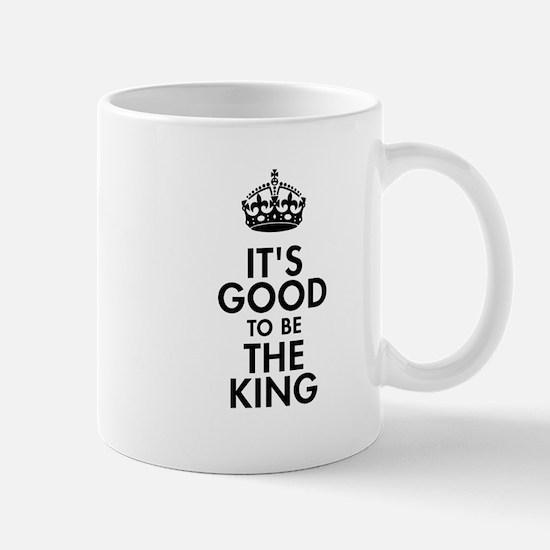 It's Good to Be the King Royal Baby Design Mug