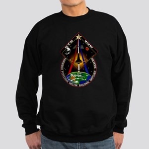 STS-129 Print Sweatshirt (dark)