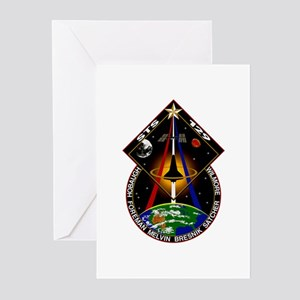 STS-129 Print Greeting Cards (Pk of 10)