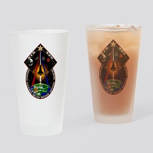 STS-129 Print Drinking Glass