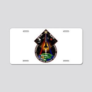 STS-129 Print Aluminum License Plate