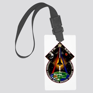 STS-129 Print Large Luggage Tag