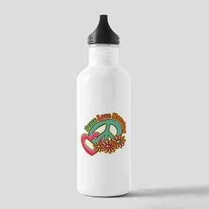 Peace Love Nursing Stainless Water Bottle 1.0L