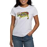 Cheese-Rolling Race Women's T-Shirt