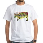 Cheese-Rolling Race White T-Shirt