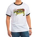 Cheese-Rolling Race Ringer T