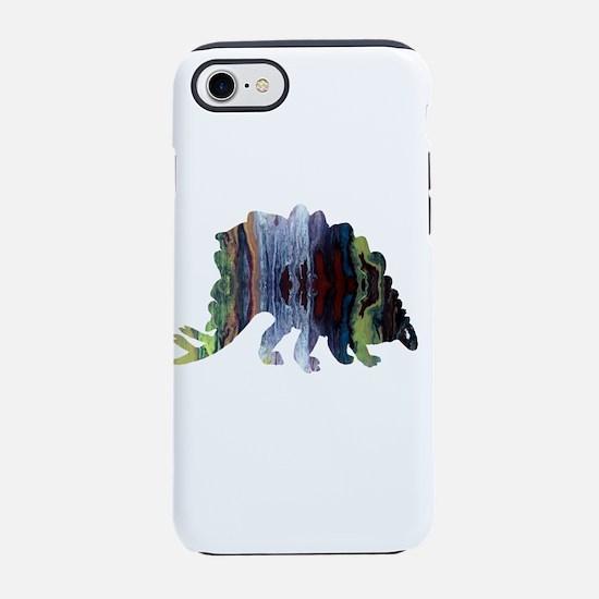 Stegosaurus iPhone 7 Tough Case