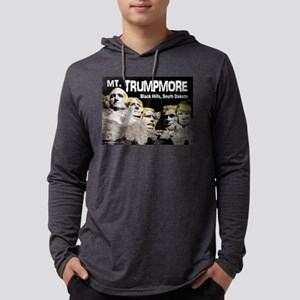 Trumpmore Mens Hooded Shirt